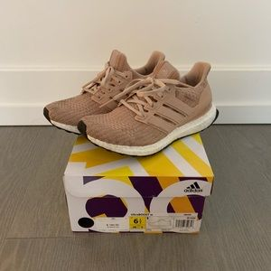adidas Shoes - Adidas ultraboost running shoe - ash pearl